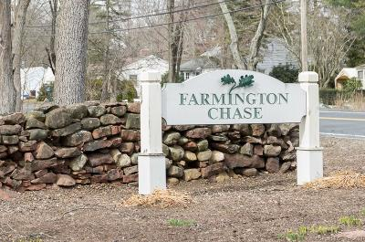 Farmington Condo/Townhouse For Sale: 32 Farmington Chase Crescent #32