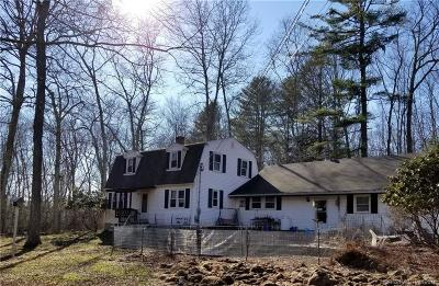 Pomfret Single Family Home For Sale: 128 Wrights Crossing Road