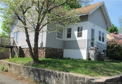 Bristol Single Family Home For Sale: 37 Hillside Place