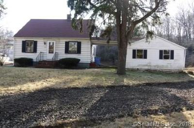 Waterbury Single Family Home For Sale: 24 Captain Neville Drive