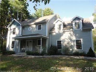 Preston Single Family Home For Sale: 102 Lewis Road