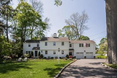 Norwalk CT Single Family Home For Sale: $1,399,000