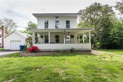 Berlin CT Single Family Home For Sale: $249,900