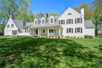 Fairfield County Single Family Home For Sale: 61 Sleepy Hollow Road