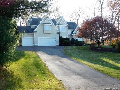 Shelton Single Family Home For Sale: 30 Patricia Drive