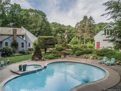 Simsbury Single Family Home For Sale: 20 North Canton Road