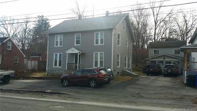 Watertown CT Multi Family Home For Sale: $269,900