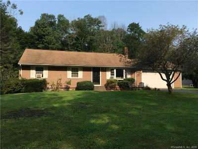 Cheshire Single Family Home For Sale: 451 Mountain Road