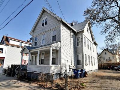New Haven Multi Family Home For Sale: 21 West Street
