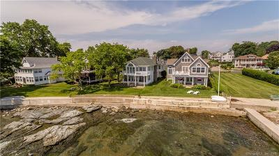 Milford Single Family Home For Sale: 85 Beach Avenue