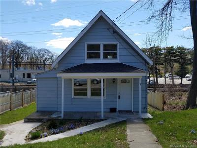 Fairfield Single Family Home For Sale: 40 Bronson Road