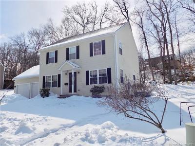 Tolland County, Windham County Single Family Home For Sale: 13 Aspen Place