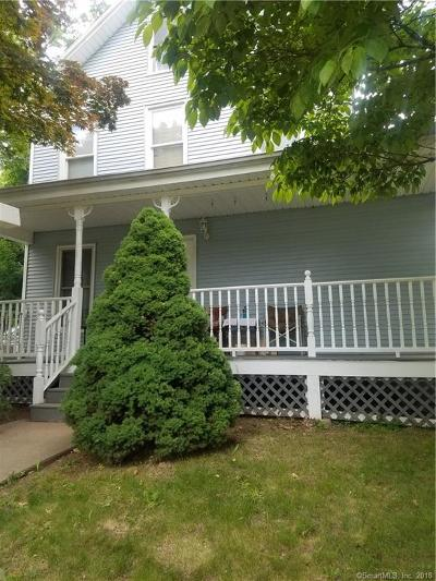 Bristol Single Family Home For Sale: 171 Maple Street