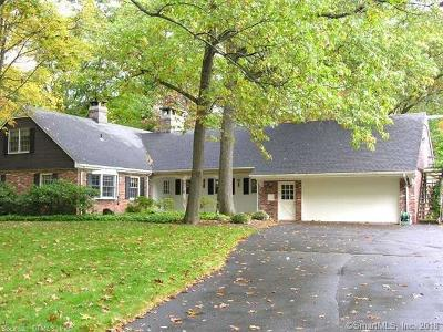 Cheshire Single Family Home For Sale: 1284 Wolf Hill Road