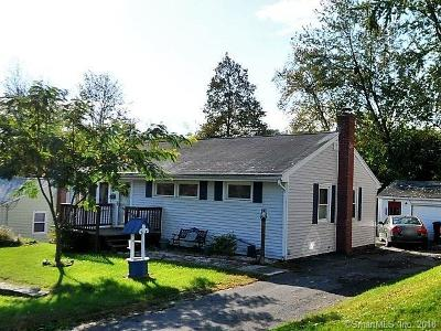 New Britain Single Family Home For Sale: 22 Odonnell Road