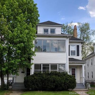 West Hartford Multi Family Home For Sale: 52-54 Bretton Road