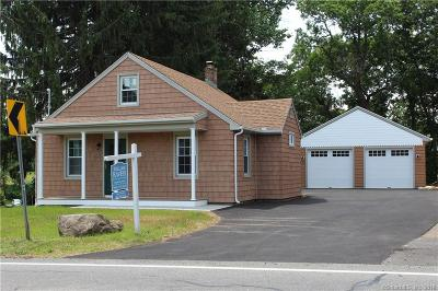 Middlefield Single Family Home For Sale: 159 Baileyville Road