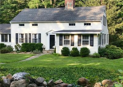 Wilton Single Family Home For Sale: 138 Whipstick Road