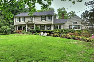 Trumbull Single Family Home For Sale: 200 Teller Road