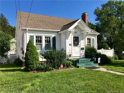 Stratford Single Family Home For Sale: 1605 North Avenue