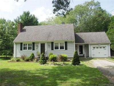 New London County Single Family Home For Sale: 307 Amston Road