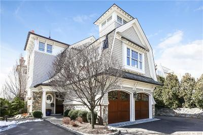 Greenwich Condo/Townhouse For Sale: 50 Sound View Drive #4n
