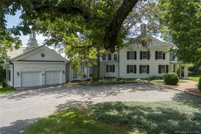 Fairfield CT Single Family Home For Sale: $2,999,000