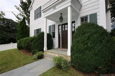 Fairfield Single Family Home For Sale: 152 Morehouse Drive