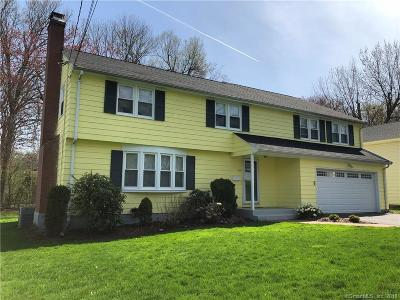 West Hartford Single Family Home For Sale: 53 Iroquois Road