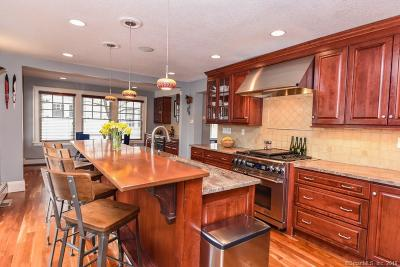 West Hartford Single Family Home For Sale: 1617 Boulevard