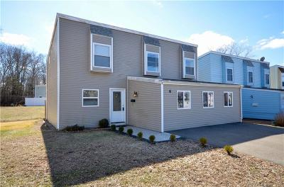 Middletown Condo/Townhouse For Sale: 6 Inverness Square