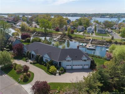 Norwalk Single Family Home For Sale: 3 Island Drive