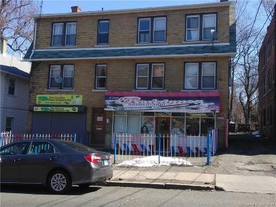Hartford Multi Family Home For Sale: 122 Hillside Avenue
