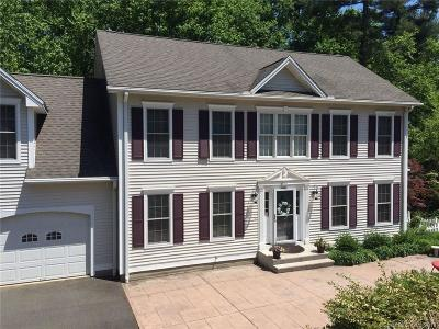 Middlebury Single Family Home For Sale: 396 Long Meadow Road