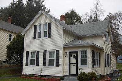 New Britain Single Family Home For Sale: 30 Concord Street