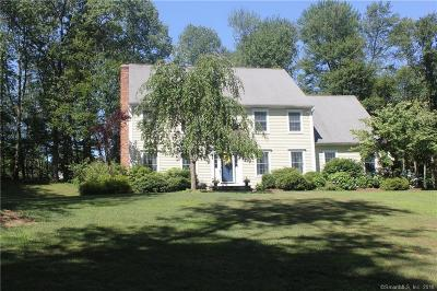 Brookfield Single Family Home For Sale: 14 Old Woods Road