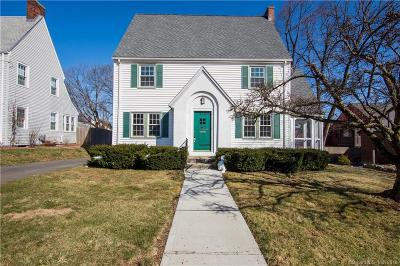 West Hartford Single Family Home For Sale: 74 South Highland Street