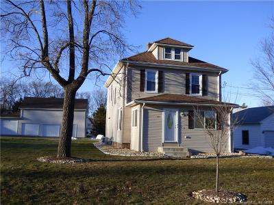 Southington Condo/Townhouse For Sale: 157 Burritt Street #22