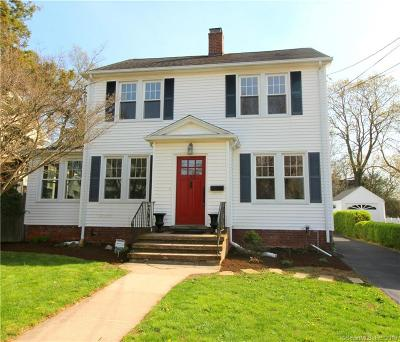 Hamden Single Family Home For Sale: 133 Haverford Street
