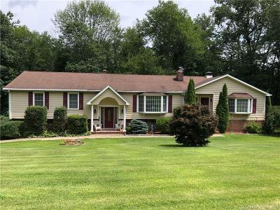 Monroe Single Family Home For Sale: 80 Blue Hills Road