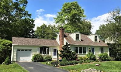 Groton Single Family Home For Sale: 46 Chestnut Hill Road