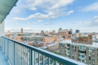 New Haven Condo/Townhouse For Sale: 100 York Street #12-E