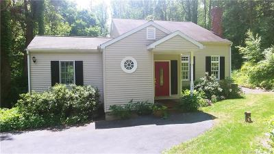 Southbury Single Family Home For Sale: 197 Berkshire Road