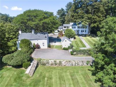 Ridgefield CT Single Family Home For Sale: $1,195,000