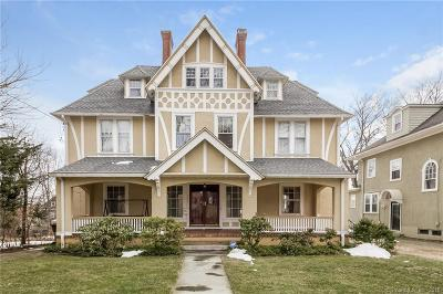 Hartford Single Family Home For Sale: 222 North Beacon Street