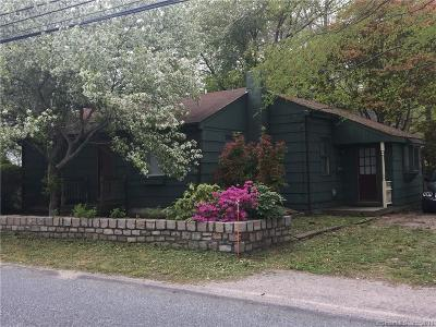 Stonington Single Family Home For Sale: 379 Greenhaven Road
