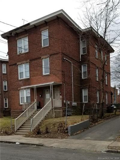 Hartford Multi Family Home For Sale: 179 Babcock Street