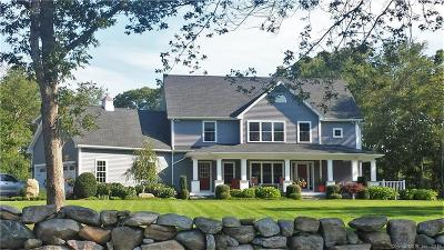 Stonington Single Family Home For Sale: 206 Flanders Road