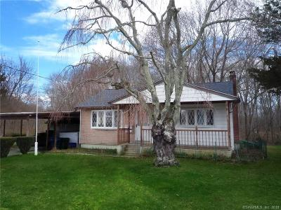 Waterford Single Family Home For Sale: 37 Mackenzie Road