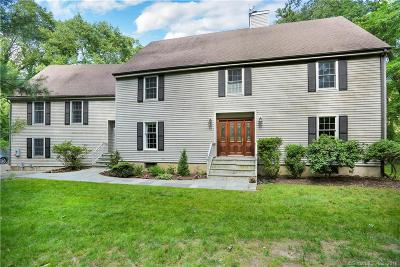 Stamford Single Family Home For Sale: 677 Westover Road
